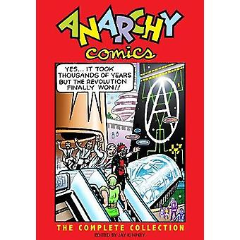 Anarchy Comics by Rodriguez & SpainRudahl & Sharon