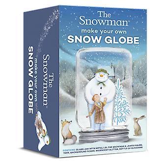Le bonhomme de neige faire vos propres Snowglobe
