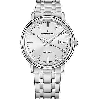 Claude Bernard - Wristwatch - Women - Classic Ladies - 54005 3M AIN
