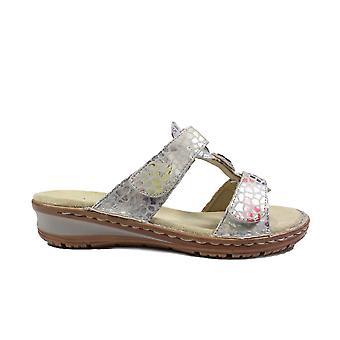 Ara Hawaii 27232-88 Pebble Womens Slip On Mule Sandals