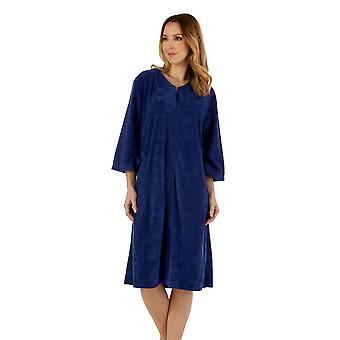 Slenderella HC3306 Women's Robe Dressing Gown