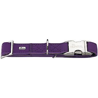 Hunter Collar Softie Alu-Strong Violet (Dogs , Collars, Leads and Harnesses , Collars)
