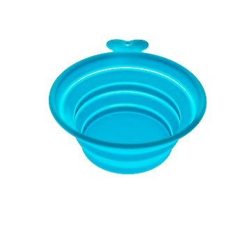 Ferribiella Small Silicone Bowl Easy Travel (Dogs , Bowls, Feeders & Water Dispensers)