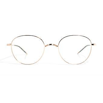 Gotti Adil GLS Shiny Gold Glasses