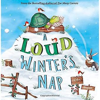 En høj vinter lur (fiktion billedbøger)