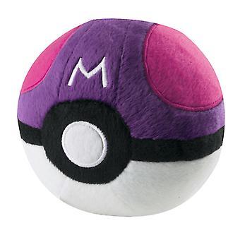 Pokemon Master Ball Pokeball stuffed animal Plush plush Sofis 12cm