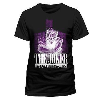 Męska koszulka na sd.d Joker Arkham Asylum Jacket