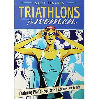 Triathlons for Women - Training Plans - Equipment Advice - How-to Info