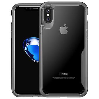 Clear thin hard bumper tpu case iphone 6 plus case