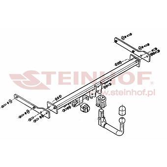 Steinhof Automatic Detach Towbar (Vertical) pour Skoda RAPID Spaceback 2013-2018
