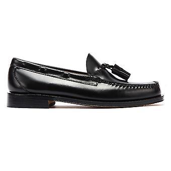 G.H. Bass & Co. Weejuns Heritage Larkin Mens Black Tassel Loafers