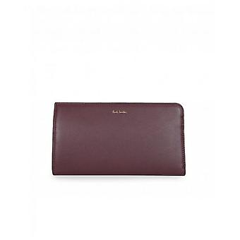 Paul Smith Accessories Trifold Leather Purse