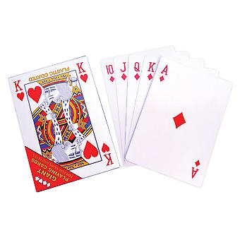 Bristol Novelty Jumbo Playing Cards