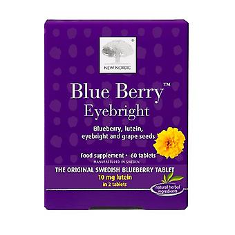 New Nordic Blue Berry Capsules 60 (NLF024)