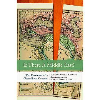 هناك في شرق الأوسط؟ -تطور مفهوم الجغرافية السياسية م