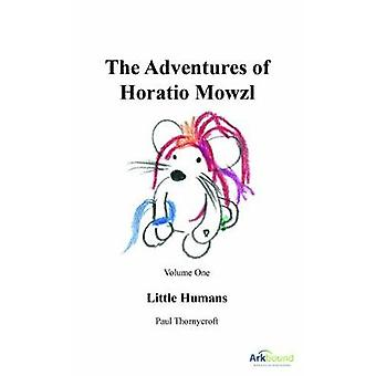 Little Humans by Paul Thornycroft - 9781912092680 Book