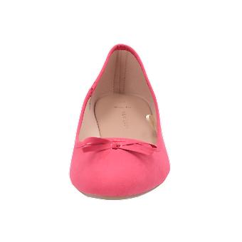 New Look Wide Fit LAIRE 2 Women's Ballerinas Pink Slippers Espadrilles Loafer