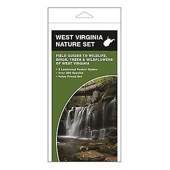 West Virginia Nature Set - Field Guides to Wildlife - Birds - Trees &a