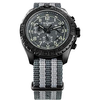 Traser H3 P96 OdP Evolution Chrono Grey Quartz 109046