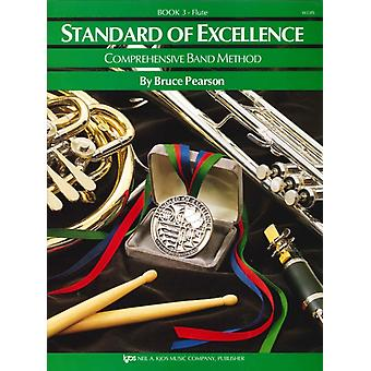 Standard of Excellence 3 flute by Bruce Pearson