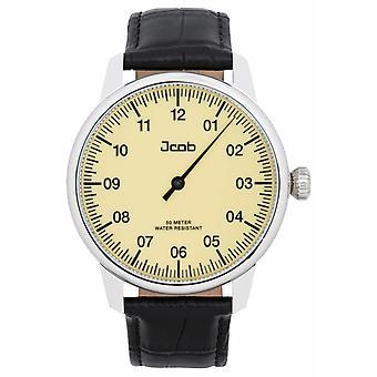 Jcob Einzeiger JCW001-LS02 beige men's watch