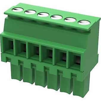 Degson Pin enclosure - cable 15EDGKB Total number of pins 4 Contact spacing: 3.50 mm 15EDGKB-3.5-04P-14-100AH 1 pc(s)