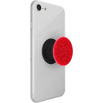 POPSOCKETS Glitter Red Mobile phone stand Red, Glitter effect