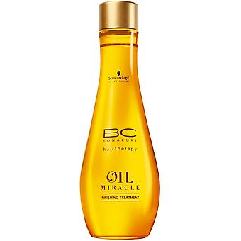 Schwarzkopf Professional Treatment of Finishing Oil Miracle Bonacure 100 ml
