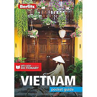 Berlitz Pocket Guide Vietnam (Travel Guide with Dictionary) - 9781785