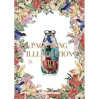Packaging Illustration Art by Tiger Pan - 9781912268641 Book