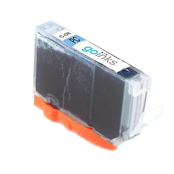 1 Cartouche d'encre Photo Cyan pour remplacer Canon CLI-8PC Compatible/non-OEM de Go Inks