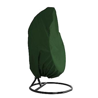 Garden furniture cover, outdoor furniture dustproof and waterproof protective cover, outdoor swing chair protection pad and cover