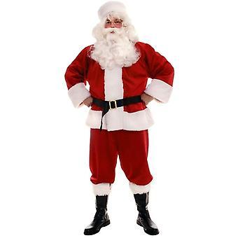 Santa dräkt vuxen