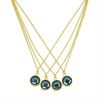 Edforce necklace and pendant 05-0989-N - Women's necklace and pendant