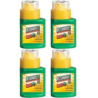 Sparset: 4 x ROUNDUP® LB Plus, 140 ml