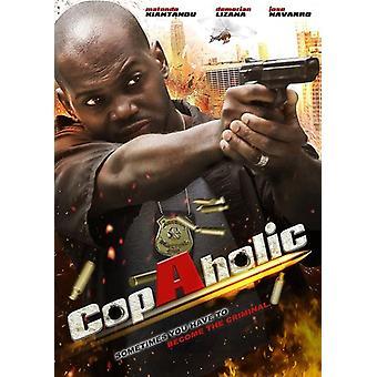 Copaholic [DVD] USA import