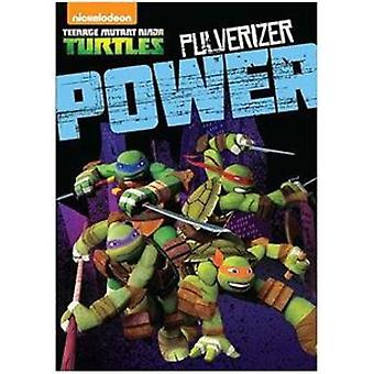 Teenage Mutant Ninja Turtles: Pulverizer Power [DVD] USA import
