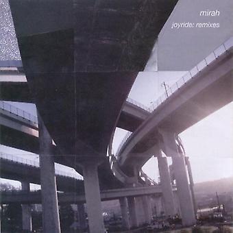 Mirah - Joyride: Remixes [CD] USA import
