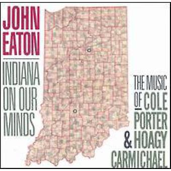 John Eaton - Indiana on Our Minds-Music of [CD] USA import