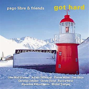 Got Hard [CD] USA import