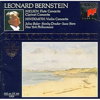 Concertos / Hindemith [CD] USA import