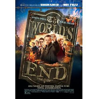 World's End [DVD] USA import