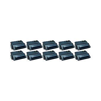 RudyTwos 10 x HP 38 a ・ 39 a ・ 42 a/45 a 用トナー ユニット ブラック 4345 Laserjet と互換性のある、4345MFP、4345dtn、4345dtnsl、4345dtnxm、4345 x、4345xm、4345xs、M4345MFP、M4345dtn、M4345dtnsl、M4345dtnx