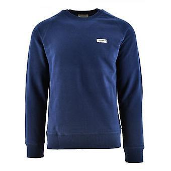 Nudie Jeans Samuel Navy Sweatshirt