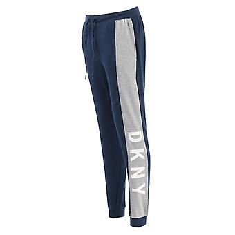 Men's DKNY Broncos Jersey Lounge Pants in Blue