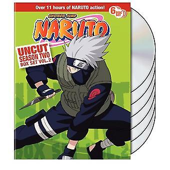 Naruto Uncut: Importer des USA [DVD] Vol. 2-saison 2