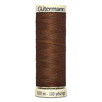 Gutermann Sew-all 100% Polyester Thread 100m Hand and Machine Colour Code  - 450