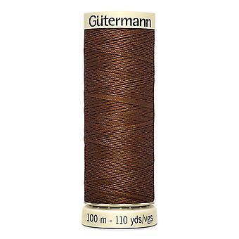Gutermann Sy-all 100% Polyester Tråd 100m Hånd- og maskinfargekode - 450