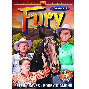 Fury - Fury: Vol. 2 [DVD] USA import
