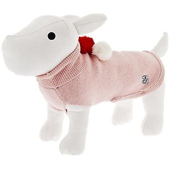 Ferribiella Sweater Cheers Cm.24 Pink (Dogs , Dog Clothes , Coats and capes)